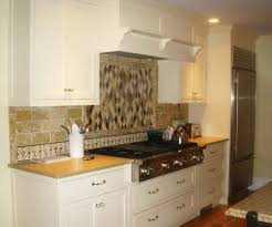 Choosing Kitchen Cabinet Colors Kitchen With Stainless Steel Appliances Faucet Refrigerator Sink