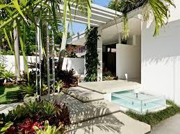 best tropical landscape design ideas u2014 home landscapings