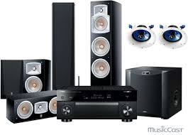 yamaha home theater system yamaha yht 9940 home theatre package includes rx v1083 av receiver