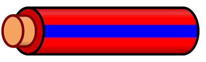 file wire red blue stripe svg wikimedia commons