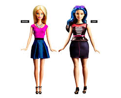 facebook themes barbie barbie releases 3 new dolls with realistic body shapes bored panda