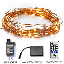 waterproof christmas light connections amazon com twinkling led fairy string lights fully waterproof