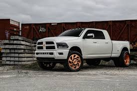 dodge ram 3500 dually wheels for sale ram dually rocks the copper