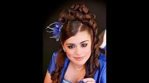 hair styles for quinceaneras youtube