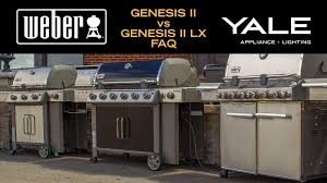 new weber genesis ii and ii lx series grills 2017 reviews ratings