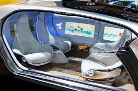 future mercedes interior how driverless vehicles will redefine mobility and change car