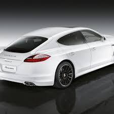 Porsche Panamera Back - porsche panamera individualization programme rear and side 4k hd