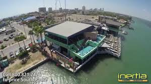 Louies Backyard Louie U0027s Backyard South Padre Aerial Video By Inertia Tours Youtube