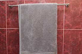 Bathroom Towel Folding Ideas How To Hang Towel Racks 12 Steps With Pictures Wikihow