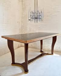 vintage italian dining table from dassi 1940s for sale at pamono