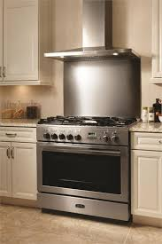 Kitchen Incredible Pro Vent Hood Aprohd From Aga Stainless Steel - Broan backsplash