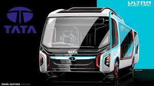 tata motors launches hybrid u0026 electric buses in india 2017 youtube