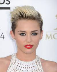 what is the name of miley cryus hair cut miley cyrus 10 best hair and makeup looks beautyeditor