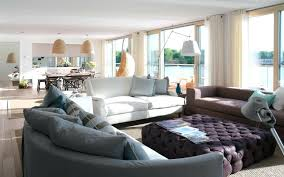 big living room tables how big is a living room tips for styling large living rooms other