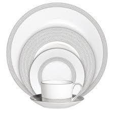 Vera Wang Home Decor Modern Dinnerware Sets Allmodern