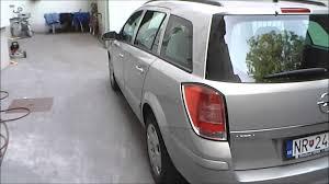 2007 opel astra caravan 1 6i ecotec twinport walkaround start