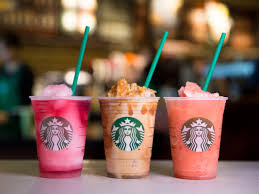 Most Ridiculous Starbucks Order Starbucks Launches New Trifles Business Insider
