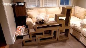 Cool Cat Scratchers Ragdoll Cats Receive Papercut Lab Katris Cardboard Cat Scratchers
