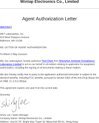 wm 758 wireless mouse cover letter agent authorization letter