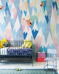 10 cool painted wallpapers for kids rooms u2013 home info