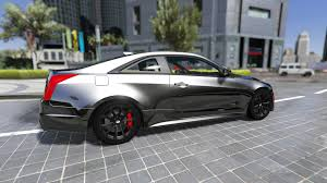 ats cadillac coupe 2016 cadillac ats v coupe add on replace gta5 mods com