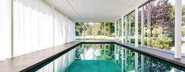 poolhouse meer architekten private poolhouse in munich