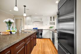 oil rubbed bronze kitchen traditional with white cabinets nickel