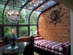 Four Seasons Sunroom Shades Four Seasons Sunrooms Motorized Shade System Garden Room