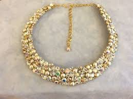 swarovski crystal necklace gold images 520 best the crystal rose bridal jewelry http www the crystal jpg