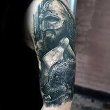 60 awesome sleeve tattoos for masculine design ideas