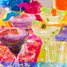 Drink Garnishes Cocktail Garnishes Display Idea Cinco De Mayo Food Drink Ideas