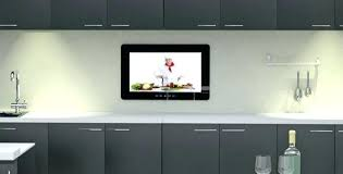 tv in kitchen ideas small televisions for kitchens small tvs for kitchens uk