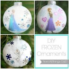 best 25 frozen ornaments ideas on frozen