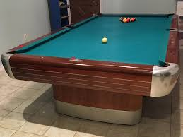 pre owned pool tables u0026 game room furniture