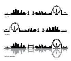 the 25 best london skyline tattoo ideas on pinterest london