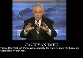 Crazy Wolf Meme - jack van impe is crazy by cobrawolf86 on deviantart