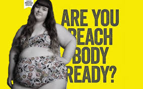 she is protein world s beach body ready ad know your meme