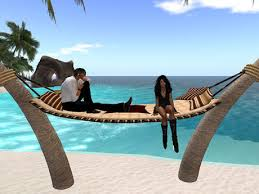second life marketplace hammock swing cuddle with 124