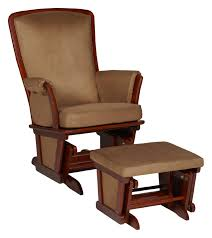 Upholstered Rocking Chairs Gliding Rocking Chair Design