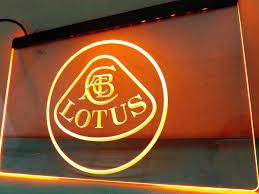 lotus led sign u2013 vintagily