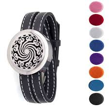 surgical steel band besttern aromatherapy essential diffuser bracelet