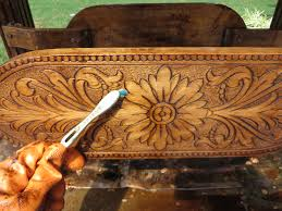 Old Wooden Furniture Remodelaholic Step By Step How To Refinish Wood Furniture