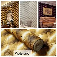 popular leather wall 3d buy cheap leather wall 3d lots from china leather wall 3d