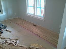 utility grade oak floors part one myrtle house elizabeth