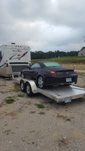 towing behind an rv clublexus lexus forum discussion