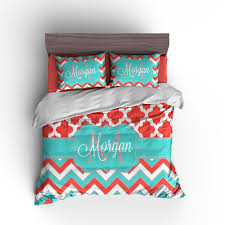teen girls personalized bedding set duvet set teen girls