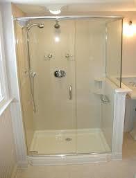 bathroom shower stalls ideas bathroom shower stalls flaxandwool co