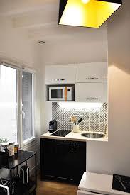 cuisine d appartement plante d interieur avec cuisine studio beau deco cuisine d