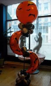 balloon delivery az pumpkin balloons fall colors balloon bouquet 14