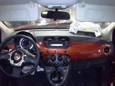 Fiat 500 Interior Car U0026 Truck Interior Parts For Fiat 500 Ebay